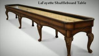 Lafayette Shuffleboard By Olhausen 480-792-1115 4quote