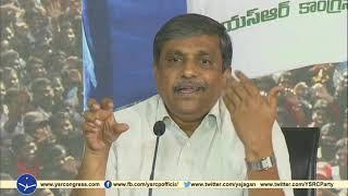 TS elections shows that we should be alert on babu politics : YSRCP Leader Sajjala Ramakrishna Reddy
