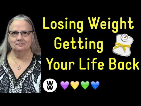 Losing Weight and Gaining Your Life Back