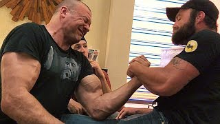 WAL 506 after pulling | ARM WRESTLING 2019