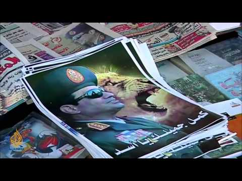 Listening Post - The state of Egypt's news media