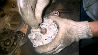Ремонт генератора на хендай сонате 2литра