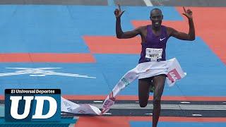 Maratón CDMX 2019 - EN VIVO - Transmisión ESPECIAL