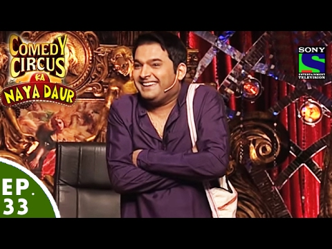 Comedy Circus Ka Naya Daur - Ep 33 - Kapil Sharma Wants To Become A Writer