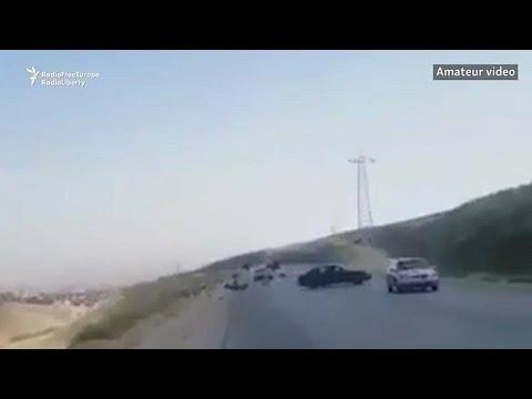 Islamic State Claims Responsibility For Killing Four Western Cyclists In Tajikistan