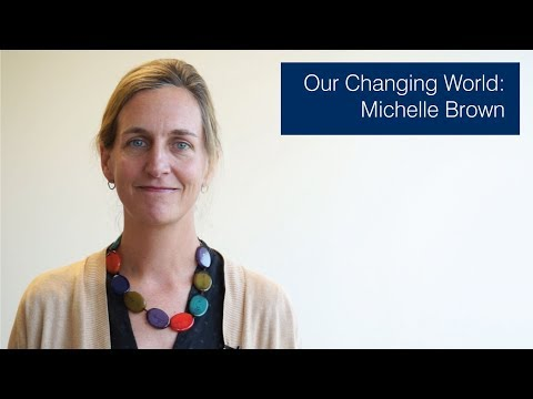 Michelle Brown: Crossing boundaries for sustainability
