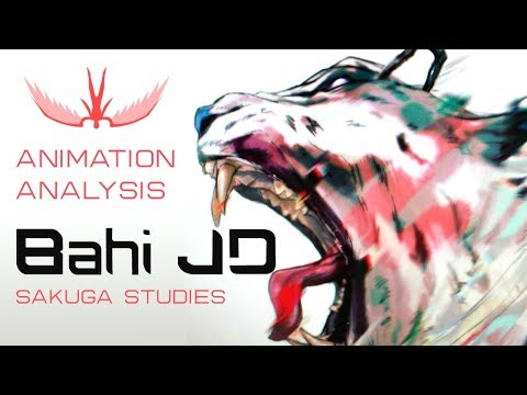 BahiJD - Animation Breakdown | Sakuga Studies