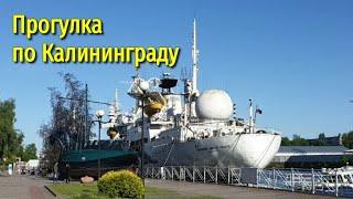 Калининград / лето 2020 / Музей мирового океана