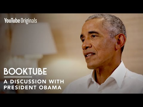 Barack Obama on Family, Music, Science and Good Leadership | BookTube