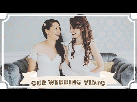 A Real Lesbian Wedding!