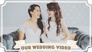 Our Lesbian Wedding! [CC]