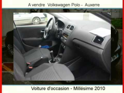 achat vente une voiture occasion volkswagen polo auxerre youtube. Black Bedroom Furniture Sets. Home Design Ideas