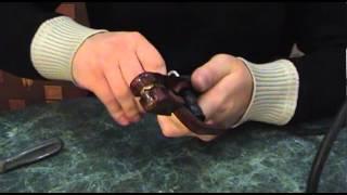Замена кабеля на инверторе(Меняем сварочный кабель на инверторе Спика 250., 2013-02-16T18:36:57.000Z)