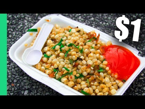 10 Foods under $1 in Saigon, Vietnam - Street Food Dollar Me