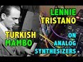 """Lennie Tristano's """"Turkish Mambo"""" performed on Analog Synthesizers"""