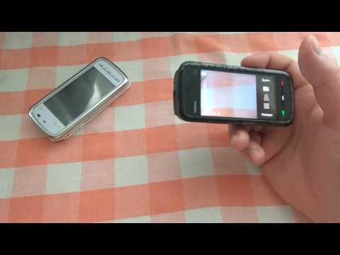 Обзор смартфонов Nokia 5228 и Nokia 5230