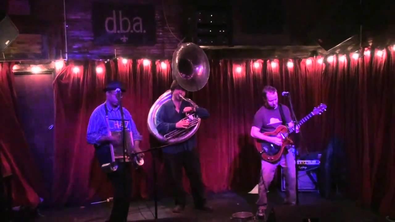 d.b.a. | WWOZ New Orleans 90.7 FM