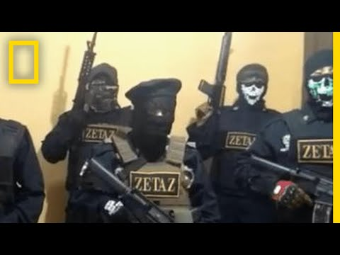The First Militaristic Drug Cartel | Narco Wars