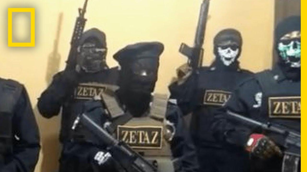 Download The First Militaristic Drug Cartel | Narco Wars