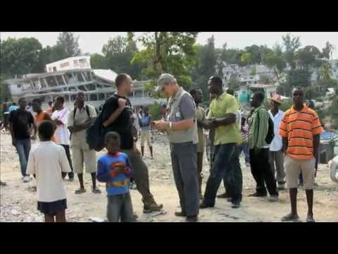 Voilà Foundation: Rescue and Relief in Haiti