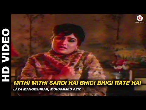 Mithi Mithi Sardi Hai - Pyar Kiya Hai Pyar Karenge | Lata Mangeshkar & Mohammed Aziz