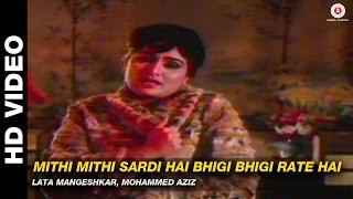 Mithi Mithi Sardi Hai - Pyar Kiya Hai Pyar Karenge   Lata Mangeshkar & Mohammed Aziz