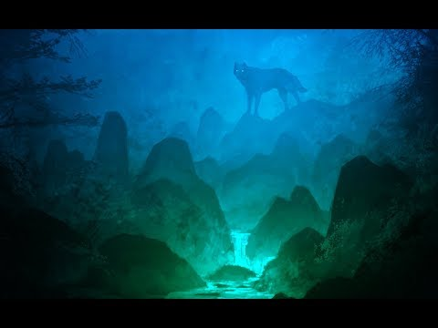 Photoshop Speedpaint – Hidden Forest
