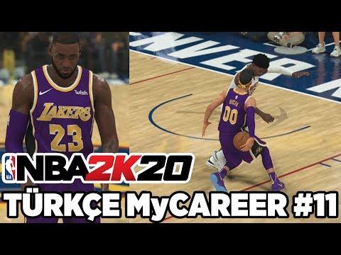 Türkçe NBA 2K20 MyCAREER #11 | STEPS VAR MI YOK MU?! ALACAĞIN OLSUN KOÇ!!!