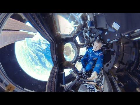 Երկիրը տիեզերքից ցուցադրվել է 360 աստիճանի համայնապատկերի ձևաչափով