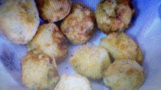 How to make Potato ball (aloo ball)