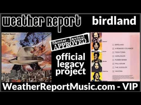 Weather Report - Birdland  (Heavy Weather - Legacy Project Official)