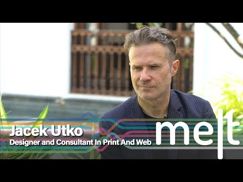 Melt   Jacek Utko   Designer & Consultant In Print and Web