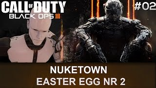 Black Ops 3: Nuketown Easter Egg #02 [Deutsch]