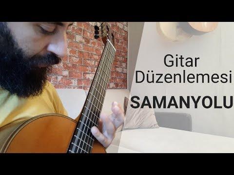 Bir Şarkısın Sen Gitar Tab | Berkant Samanyolu Nasıl Çalınır
