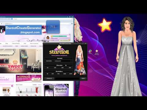 Jessy's Stardoll Cheat  - How to get more StarDollars and StarCoins