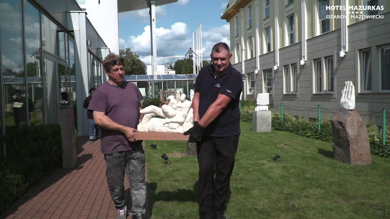 XXXVI FHMazurkas - Przygotowania do 2 Forum Rzeźby Mazurkas