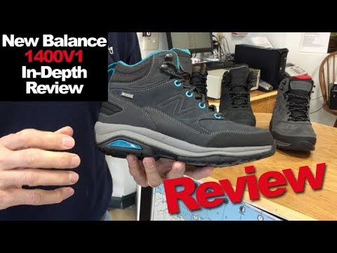 New Balance 1400V1 Boot in depth review