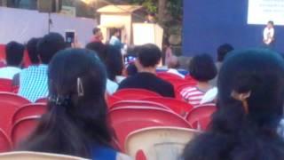 Vidhit Patankar live at Nandadeep Vidyalay!!