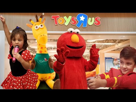 Toys R Us Is Back 2019 || The First New Toys 'R' Us In Paramus, NJ Mall