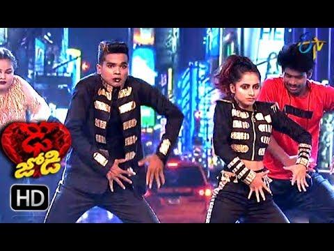 Khanna and Keshavi Performance | Dhee Jodi | 31st October 2018 | ETV Telugu