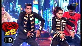 Kanha and Keshavi Performance | Dhee Jodi | 31st October 2018 | ETV Telugu