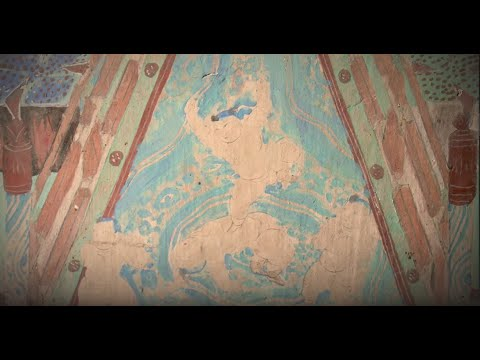 Organic Colorant Fading in Wall Paintings at Mogao Cave Temples