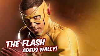 The Flash - Wally está indo embora para sua própria jornada