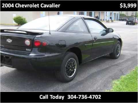 2004 chevrolet cavalier used cars barboursville wv youtube for Big blue motors barboursville wv