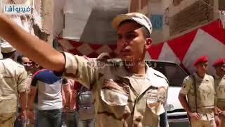 بالفيديو: بدء فتح غطاء اضخم تابوت عثر عليه اكتشف بالاسكندرية