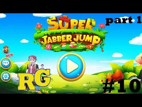 Super Jabber Jump - Gameplay Level 10 - Playthrough and Walkthrough