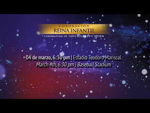 REINA INFANTIL 2019