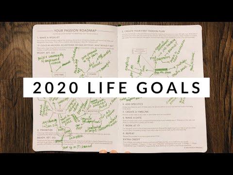 My 2020 Yearly Goals | Goal Setting | Aja Dang