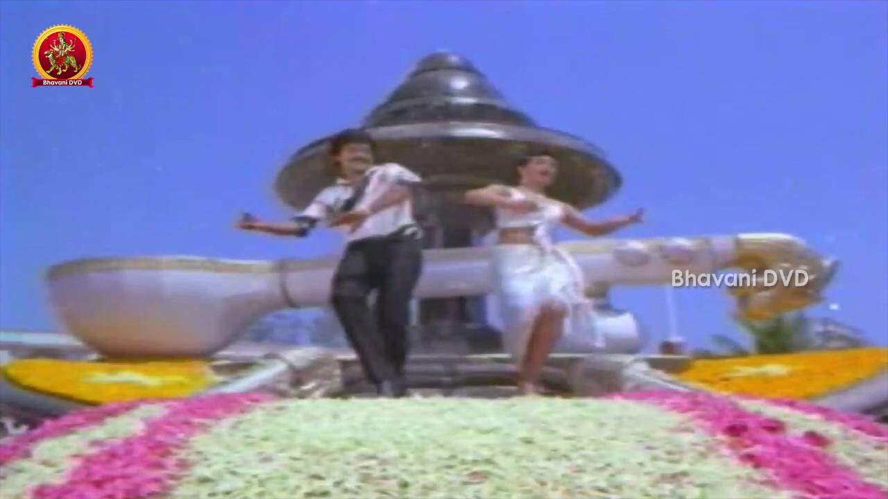 Adi Sarigama Paadina Video Song || Raktha Sindhuram Movie || Chiranjeevi, Radha