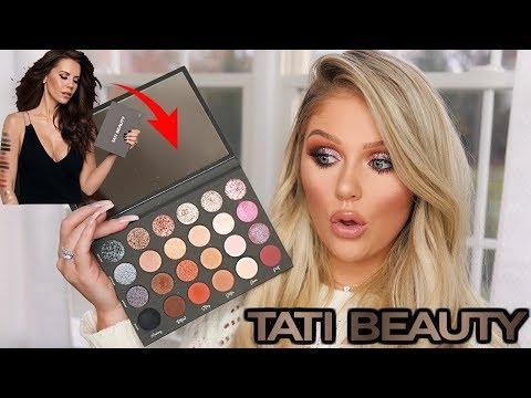 I TRIED TATI BEAUTY...TATI BEAUTY REVIEW + TUTORIAL thumbnail